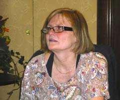 Lena Hellblom Sjögren, PhD, Sweden