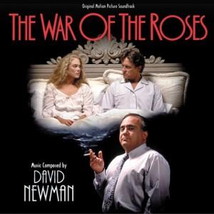 "Credits ""The War of the Roses"" - 20th Century Fox - Michael Douglas, Kathleen Turner, Danny DeVito"