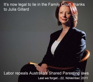 Julia-Gillard-Family-Violence-Bill-end-of-Shared-Parenting-300x265