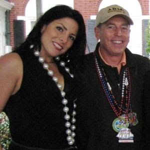 David Petraeus and Jill Kelley